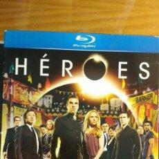 Series de TV: HEROES - (SERIE EN BLU RAY) TEMPORADA 4 (EDICIÓN ESPECIAL BD CON LIBRO GUIÓN EN ESPAÑOL) - 4 DISCOS. Lote 207911040