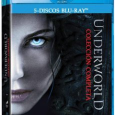 Series de TV: UNDERWORLD LA COLECCION COMPLETA - 5 BLU-RAY NUEVO PRECINTADO - REGION B. Lote 218859127
