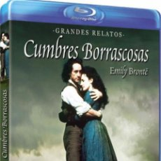 Series de TV: CUMBRES BORRASCOSAS (BLU-RAY) (WUTHERING HEIGHTS). Lote 210293205