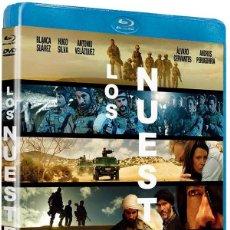 Series de TV: LOS NUESTROS (BLU-RAY + DVD). Lote 210294118