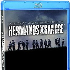 Series de TV: HERMANOS DE SANGRE (BLU-RAY) (BAND OF BROTHERS). Lote 210730765
