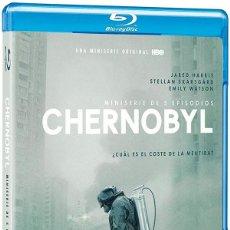 Series de TV: CHERNOBYL (MINISERIE DE TV) (BLU-RAY). Lote 210730787