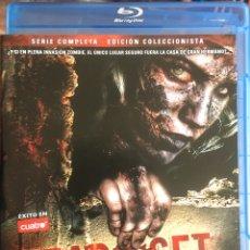 Series de TV: DEAD SET MUERTE EN DIRECTO BLU-RAY. Lote 210778751