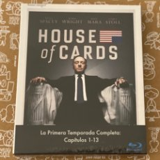 Series de TV: HOUSE OF CARDS T1. Lote 211983201