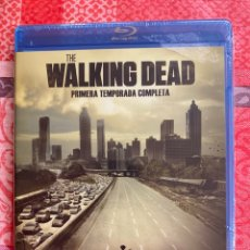 Series de TV: THE WALKING DEAD 1 TEMPORADA BLURAY PRECINTADO. Lote 212682831
