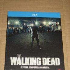 Series de TV: (SIN ABRIR) THE WALKING DEAD - SÉPTIMA TEMPORADA COMPLETA - (PACK 5 DISCOS - TEMP. 7)_ ED. ESPAÑOLA. Lote 217591862