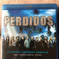 Series de TV: BLUE RAY PERDIDOS - TEMPORADA 4. Lote 218204665