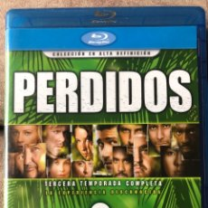 Series de TV: BLUE RAY PERDIDOS - TEMPORADA 3. Lote 218204747