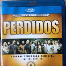 Series de TV: BLUE RAY PERDIDOS - TEMPORADA 2. Lote 218204935
