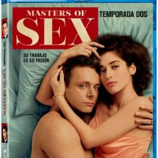 Series de TV: MASTERS OF SEX - TEMPORADA 2 (BLU-RAY). Lote 218472652