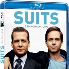 Series de TV: SUITS - TEMPORADA 1 (BLU-RAY). Lote 218472666