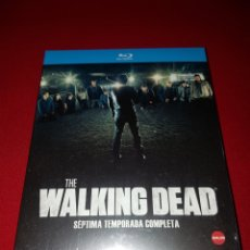 Series de TV: BLU-RAY THE WALKING DEAD SÉPTIMA (7) TEMPORADA COMPLETA. Lote 218792240