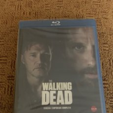 Series de TV: THE WALKING TEMPORADA 3 BLU RAY PRECINTADA TERCERA. Lote 219001292