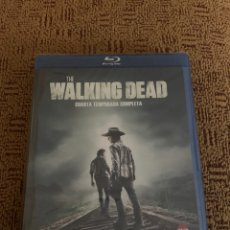 Series de TV: THE WALKING DEAD TEMPORADA 4 BLU RAY PRECINTADA CUARTA. Lote 219001552