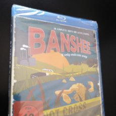 Series de TV: BANSHEE TEMPORADA 4 - AUDIO INGLÉS. Lote 219109680