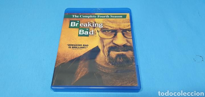 Series de TV: SERIE EN BLU-RAY - BREAKING BAD - THE COMPLETE FOURTH SEASON - Foto 2 - 219982931