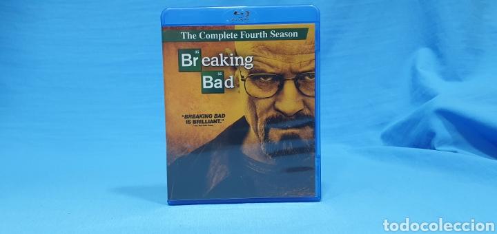 SERIE EN BLU-RAY - BREAKING BAD - THE COMPLETE FOURTH SEASON (Series TV en Blu -Ray )