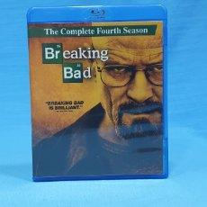 Series de TV: SERIE EN BLU-RAY - BREAKING BAD - THE COMPLETE FOURTH SEASON. Lote 219982931