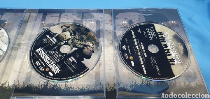 Series de TV: SERIE EN BLU-RAY 10 CAPITULOS BAND OF BROTHERS - HERMANOS DE SANGRE - Foto 7 - 219984425