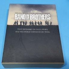 Series de TV: SERIE EN BLU-RAY 10 CAPITULOS BAND OF BROTHERS - HERMANOS DE SANGRE. Lote 219984425