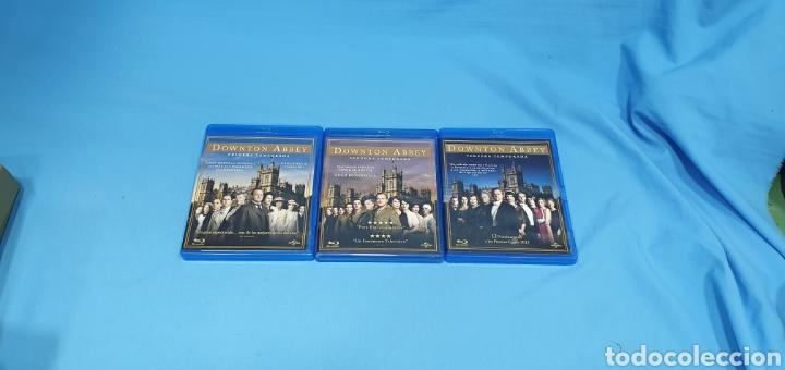 SERIE EN BLU-RAY - DOWNTON ABBEY - PRIMERA, SEGUNDA Y TERCERA TEMPORADA (Series TV en Blu -Ray )