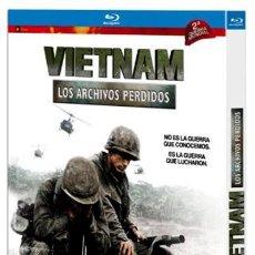 Series de TV: VIETNAM - LOS ARCHIVOS PERDIDOS (VIETNAM: LOST FILMS) (BLU-RAY). Lote 220866340