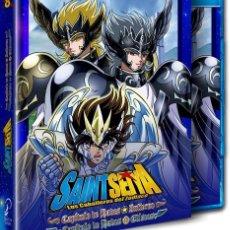 Series de TV: SAINT SEIYA: HADE INFERNO Y ELISEOS- BOX 8 (BLU-RAY). Lote 221555453