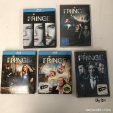 Series de TV: LOTE FRINGE - BLU-RAY. Lote 221596257