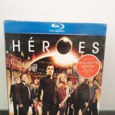 Series de TV: HEROES TEMPORADA 4 - BLU-RAY NUEVO PRECINTADO. (ENVÍO 2,40€). Lote 221627573
