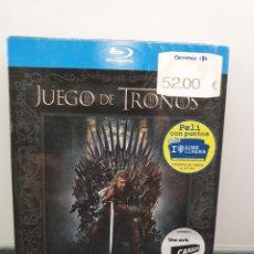 Series de TV: JUEGO DE TRONOS TEMPORADA 1 - GAME OF THRONES - BLU-RAY NUEVO PRECINTADO. (ENVÍO 2,40€). Lote 221627580