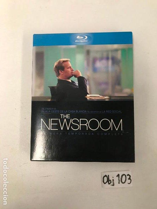 THE NEWSROOM (Series TV en Blu -Ray )