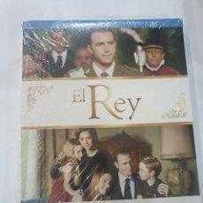 Series de TV: BLU-RAY - EL REY (MINISERIE) - NUEVO Y PRECINTADO. Lote 222258531