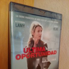 Series de TV: ULTIMA OPORTUNIDAD SERIE COMPLETA BLURAY. Lote 222443715