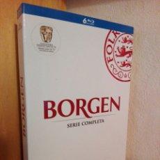 Series de TV: BORGEN SERIE COMPLETA BLURAY. Lote 222443855