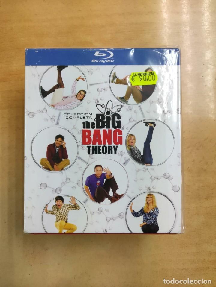 THE BIG BANG THEORY - COLECCIÓN COMPLETA - BLURAY (Series TV en Blu -Ray )