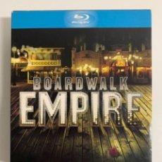 Series de TV: BLU-RAY - BOARDWALK EMPIRE - 1,2,3 TEMPORADA COMPLETA - SET 15 DISCOS.. Lote 230935795