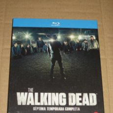 Series de TV: (SIN ABRIR) THE WALKING DEAD - SÉPTIMA TEMPORADA COMPLETA - (PACK 5 DISCOS - TEMP. 7)_ ED. ESPAÑOLA. Lote 233105460