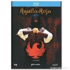 Series de TV: AGUILA ROJA BLURAY 1ª TEMPORADA 4 DISCOS. Lote 233809910