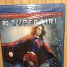 Series de TV: SUPERGIRL ( SEGUNDA TEMPORADA COMPLETA) BLURAY - PRECINTADO -. Lote 234555260