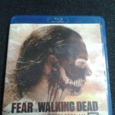 Series de TV: FEAR THE WALKING DEAD TEMPORADA 3 BLU-RAY. Lote 235154845
