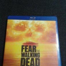 Series de TV: FEAR THE WALKING DEAD - TEMPORADA 2. BLU RAY. Lote 235157915