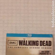 Series de TV: SEGUNDA SERIE COMPLETA, THE WALKING DEAD, 4 DISCOS. Lote 235344880