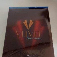 Series de TV: VELVET LA SERIE COMPLETA BLU-RAY NUEVO PRECINTADO. Lote 236858845