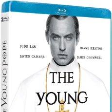 Series de TV: BLU-RAY THE YOUNG POPE (JUDE LAW) TEMPORADA 1 (SERIE TV) NUEVO Y PRECINTADO. Lote 238042335
