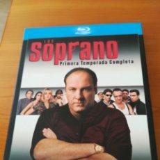 Series de TV: LOS SOPRANO BLU-RAY PRIMERA TEMPORADA COMPLETA. Lote 239391325