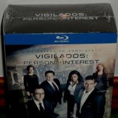 Series de TV: VIGILADOS: PERSON OF INTEREST LA COLECCION SERIE COMPLETA BLU-RAY NUEVO PRECINTADO. Lote 239750475