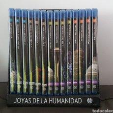 Series de TV: JOYAS DE LA HUMANIDAD COLECCION PLANETA DE 14 BLURAY PRECINTADOS. Lote 239808265