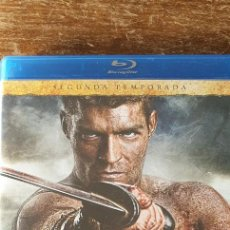 Series de TV: SPARTACUS VENGANZA TEMP. 2. BLURAY. LIAM MCINTYRE, DUSTIN CLARE, KATRINA LAW. Lote 240717940
