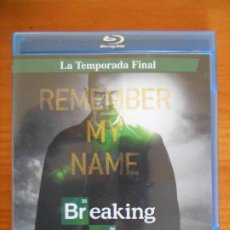 Series de TV: BLU-RAY BREAKING BAD - LA TEMPORADA FINAL (HX). Lote 242041480