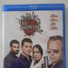 Series de TV: EL PRINCIPE. TEMPORADA 1. BLURAY. CONTIENE 4 BLURAY. 997 MINUTOS. COLOR. CON JOSE CORONADO, ALEX GON. Lote 242263235